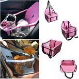 Składany pokrowiec na fotelik samochodowy dla psa Bezpieczny kosz Protector Puppy Travel Pet Carrier Bag