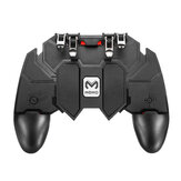 AK66 Seis Dedos All-in-One Controlador de Jogo para Celular Free Fire Key Button Joystick Gamepad L1 R1Trigger