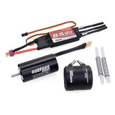 Surpass Hobby 3670 2650KV Brushless Motor + 90A ESC + 36-S Water Cooling Jacket for RC Boat