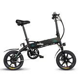 [AB Doğrudan] FIIDO D1 36 V 250 W 10.4Ah 14 Inç Katlanır Moped Bisiklet 25 km / saat Max 60 KM Kilometre Elektrikli Bisiklet