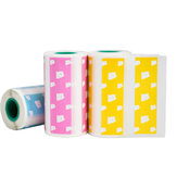 Peripage TPL-BB10-15 3 Rolls 57x 30mm Sticker Label Paper for 58mm Thermal Wireless Printer