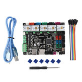 MKS SGEN L V2.0 Mainboard + 5Pcs TMC2225 v1.1 Ultra-quiet Motor Driver for 3D Printer Part