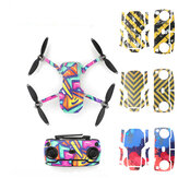 Anti Gores Stiker RC Quadcopter Parts untuk DJI Mavic mini RC Drone