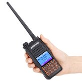 Baofeng DM-X Digital Walkie Talkie GPS Record Tier 1 & 2 Dual Band Dual Time Slot DMR Analoge bidirectionele audio