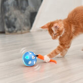 Bentopal USB Opladen Smart Ball Smarts Sensor Ballen Huisdier speelgoed Colorful Light Balls voor Cat & Dog
