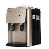سطح المكتب مصغرة دافئة / ساخنة / باردة جهاز ضخ المياه بدفع مفتاح التبديل مريحة الحصول على منزل عنبر المياه