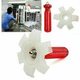 Strumento di riparazione del radiatore di refrigerazione del pettine del condensatore del pettine di riparazione dell'aletta del condizionatore d'aria