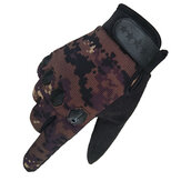 Anti-scratch Full Finger Tactical Guantes militar Army al aire libre Caza Ciclismo