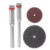 Lama da taglio elettrica a doppia maglia da 32 mm Lama da taglio per accessori da taglio a disco per taglio lama da taglio