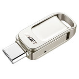 EAGET CU31 Type-C USB 3.1 32GB 64GB 128 GB High Speed Flash Drive U Disk voor Type-C Smart Phone Laptop MacBook