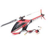 alzrc Devil 380 FAST fbl 6ch 3d تحلق روتردام هليكوبتر كومبو قياسي مع 3120 Pro فرش السيارات 60a V4 esc