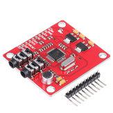 VS1053 VS1053B Moduł rozwojowy modułu MP3 UNO Płyta z gniazdem karty SD Ogg Nagrywanie w czasie rzeczywistym Geekcreit dla Arduino - produkty współpracujące z oficjalnymi płytami Arduino