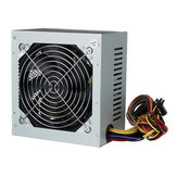 12V 550W Gaming PC Power Supply Unit Quiet Fan CPU ATX 4-Pin PCI-E SATA PC Computer