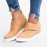 Damskie haczyki Loop Hidden Heel Casual Loafers