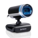 A4TECH PK-838 Câmera do laptop USB 360 graus 200W Pixels 960P HD Resolução com microfone para notebook