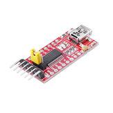 5pcs FT232RL FTDI 3.3V 5.5V USB to TTL последовательный адаптер Модуль преобразователя Geekcreit для Arduino - продукты, которые работают с официальными платами Ardu