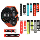 22mm Dual Color Silicone Sport Watch Strap Watch Band for Xiaomi Watch Color Non-original