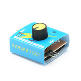 Servo Tester Third Gear Switch With Indicator Light 4.2V To 6.0v 4pcs