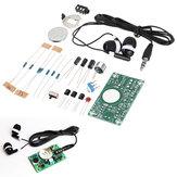 5ピースDIY電子キットセット補聴器オーディオ増幅アンプ実践教育コンクール電子DIY関心作成