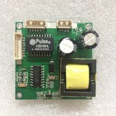 802.3at Standaard POE-module 48V 15W Geïsoleerde bliksembeveiliging Power over Ethernet-kaart voor IP-camera DC12V 1.5A
