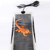 Wasserdichter Reptilien-Haustier-Auflagen-Schlangen-Heizmatten-Inkubator-Temperaturregler