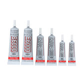 ZHANLIDA 15/25/50ml E6000 B6000 Adhesive Transparent Glue for RC Models