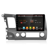 YUEHOO 10.1 Inch for Android 8.0 Car MP5 Player 2+32G Stereo Radio GPS WIFI 4G bluetooth FM AM RDS for Honda Civic 2006-2011