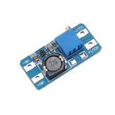 3pcs DC 2V-24V To 5V-28V 2A Step Up Boost Converter Power Supply Module Adjustable Regulator Board