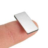 N50 20x10x2mm Blocco magnete al neodimio Magneti oblunghi super resistenti in terre rare