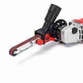 MOD16 Шлифовальный шлифовальный Ремень Адаптер для электрической угловой шлифовальной машины Абразивный Ремень Шлифовальный станок