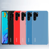 Bakeey Original Ultra Thin Anti-Scratch Liquid Silicone Soft Protective Case for Huawei P30 Pro