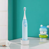 Mitu MES801 Smart Child Sonic Brosse À Dents Électrique Sans Fil De Charge Enfants Bébé Dents Soins Dentaires APP Contrôle IPX7 Étanche Brosse À Dents Électrique