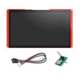 10.1 Inch NX1060P101-011C-I Nextion Intelligent Series HMI Capacitive Touch Display Screen Without Enclosure