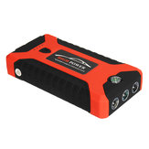 Portable Car Jump Starter 22000mAh 600A Peak Powerbank Emergency Battery Booster Charger Digital dengan Port USB Senter LED