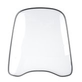 Motorcycle Clear Deflector PC Windshield Windscreen Universal Accessories
