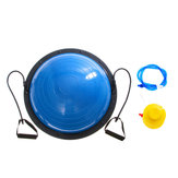 23inch Portable Lightweight Yoga Balance Half Ball
