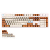 KBDfans Mars Keycaps XDA Sublimation PBT Two Color 121 Keys Mechanical Keyboard Keycap