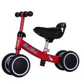 Crianças Ajustável Mini Equilíbrio Scooter Infantil Crianças Treinamento de Bicicleta Walker Scooters Para Idades 12-24 Meses