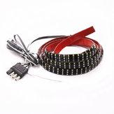 60-calowy płynący pasek świetlny LED klapy tylnej Elastyczny silikonowy pasek świetlny Kierunkowskaz Lampa tylna hamulca IP68 Wodoodporna 6 funkcji