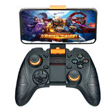 GEN JOGO NOVO S7 bluetooth3.0 Wireless Gamepad Controlador de Jogo Turbo para iOS Andriod Win 7/8/10 PS3 Telefone Móvel PC TV CAIXA