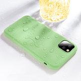 Custodia protettiva in gomma Silicone per fondello posteriore Cafele Smooth antiurto Soft per iPhone 11 da 6,1 pollici