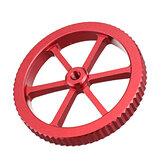 Creality 3D® Модернизированный большой металлический красный выравнивающий орех для платформы печати 3D-кровать с подогревом для принтера