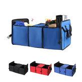 52L opvouwbare kofferbak kofferbak organizer opvouwbare doos opbergvak zakhouder