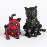 Creatieve decoratie Action Figure Collectible Cat Model Toys