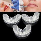 Outil de tatouage de protège-dents à lèvres flottantes