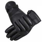 Rechargeable Electric Heated Gloves Touch Screen Hands Warm Winter Waterproof Warmer