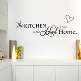 Miico DZ013 Adesivos de parede adesivos decorativos Decoração DIY Adesivos Decoração de cozinha