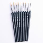 Hook Line Pen Schilderpenseel Kunst Tekenpennen Borstels Haakpen Voor acrylverf