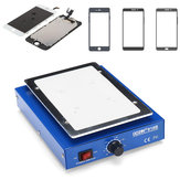 LCD Screen Separator Phone Heating Platform Plate Glass Removal Repair Machine