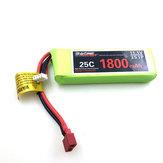 Feilun 11.1V 1800mAh 25C 3S T Plug Lipo Battery for FT012 2.4G Brushless RC Boat Parts